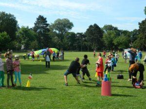 Sport und Spielefest 2015