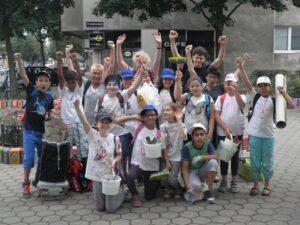 Eröffnungsfeier im Hundertwasser-Park