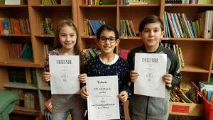 Spelling Wettbewerb