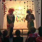 Auch die Clowns sorgten für Unterhaltung.