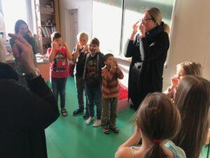 Kindergarten Sprachateliers