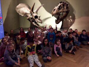Dinosaurier im Naturhistorischen Museum